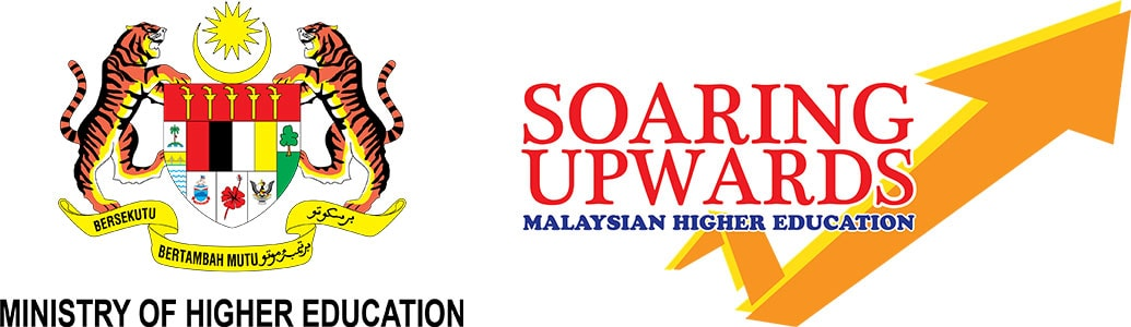 �soaring upwards� tagline for malaysian higher education