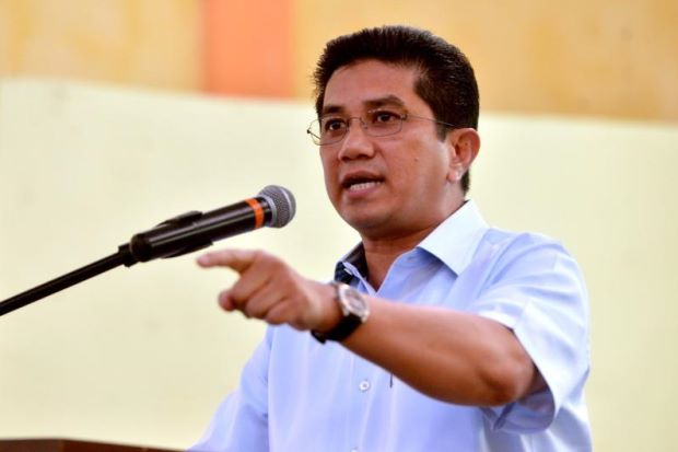 mohamed azmin ali malaysia new minister of economic affairs
