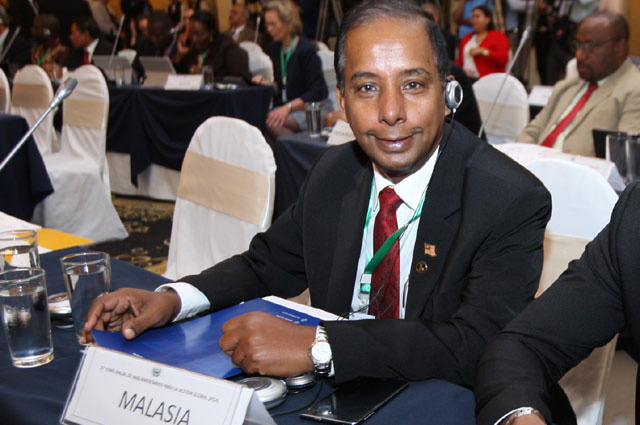 malaysia new minister of human resources kulasegaran murugeson