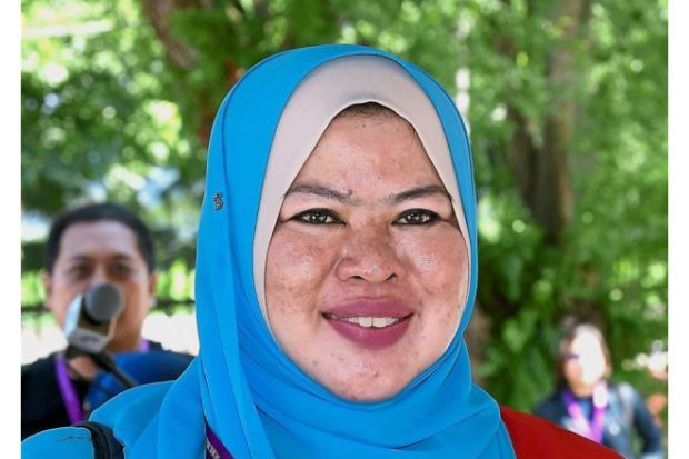 malaysia new minister of rural development rina harun