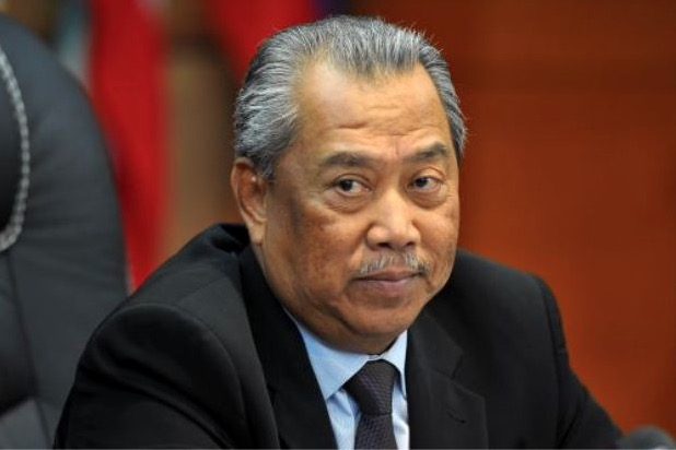 tan sri muhyiddin yassin malaysia new minister of home affairs