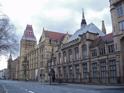 study law at manchester university
