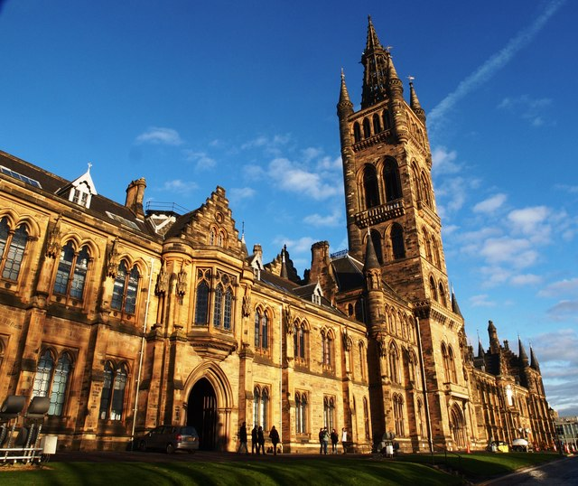 sport science degree in university of glasgow