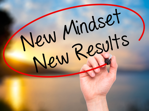 new results new mindset